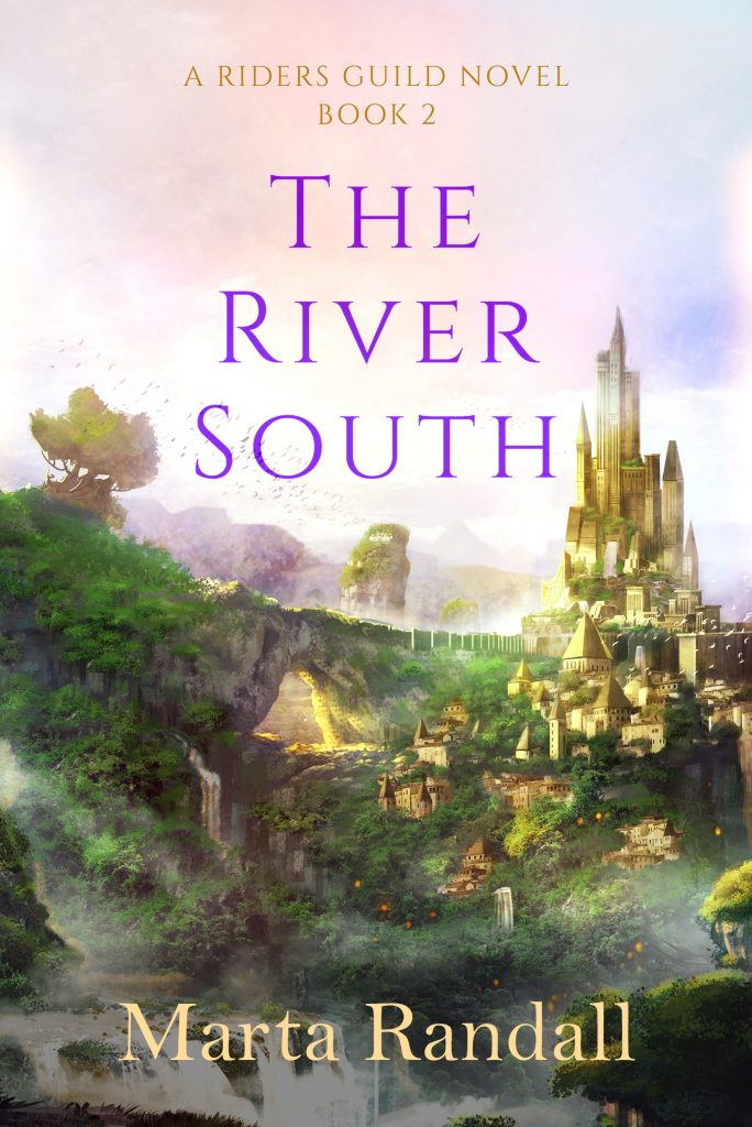 The River South ebook cover